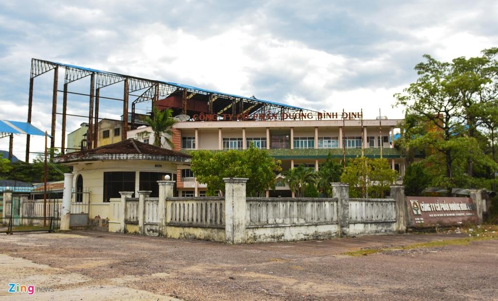 Nha may duong Binh Dinh bo hoang anh 1