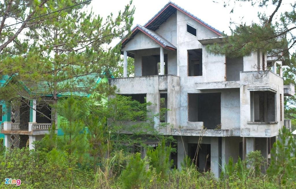 Làng biệt thự Măng Đen hồi sinh sau 10 năm bỏ hoang
