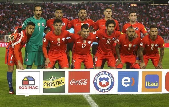 Sanchez toa sang giup Chile tien sat vong chung ket World Cup 2018 hinh anh 1