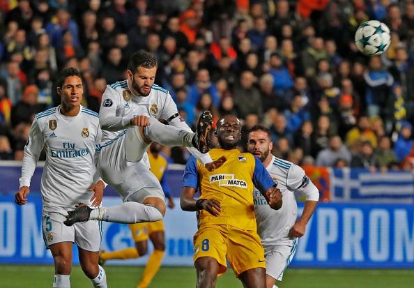 Danh bai APOEL, Real Madrid va Ronaldo lap ky luc Champions League hinh anh 5