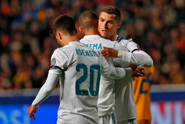 Danh bai APOEL, Real Madrid va Ronaldo lap ky luc Champions League hinh anh 6