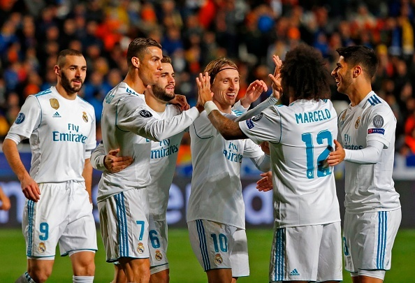 Danh bai APOEL, Real Madrid va Ronaldo lap ky luc Champions League hinh anh 11