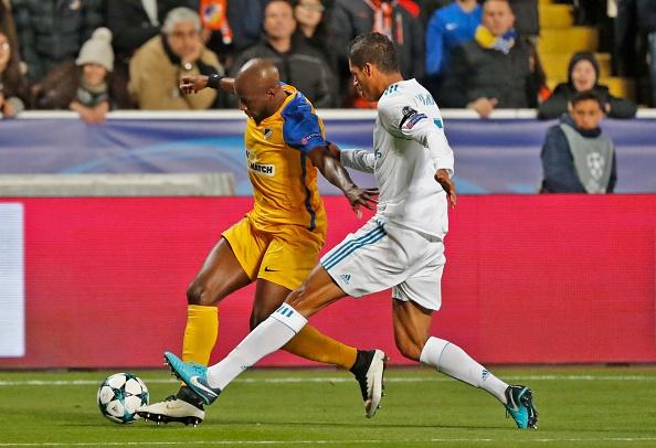 Danh bai APOEL, Real Madrid va Ronaldo lap ky luc Champions League hinh anh 2
