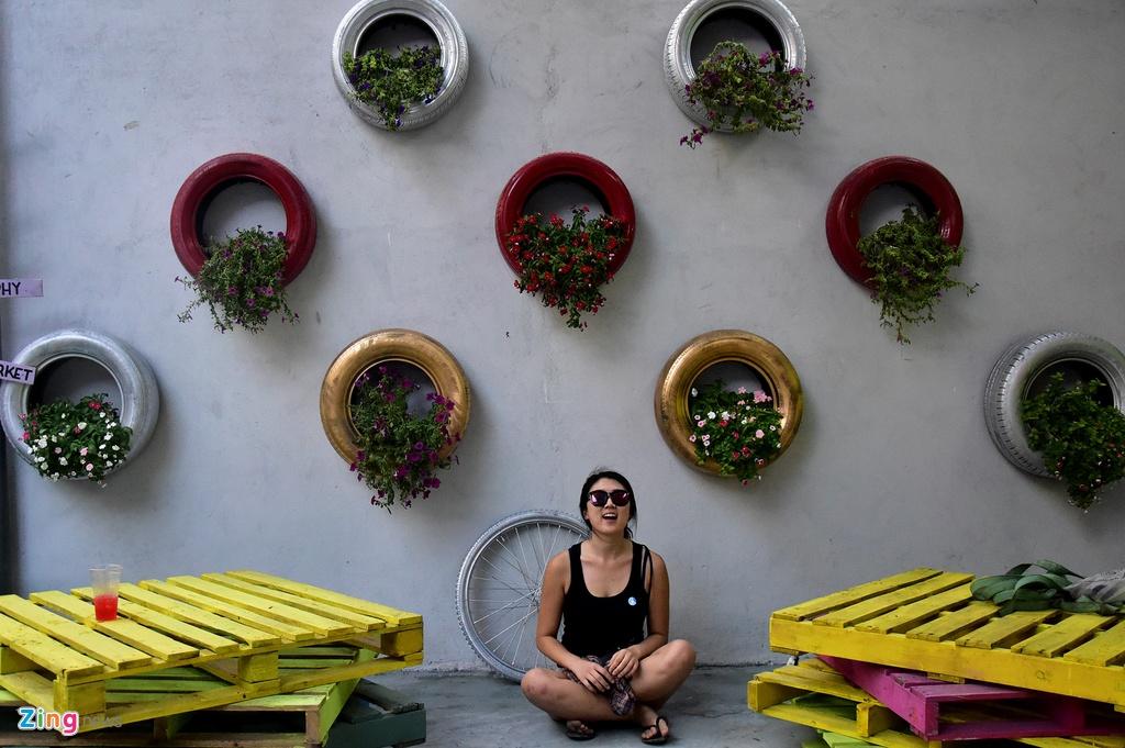 Khu am thuc duong pho 700 m2 canh cho dem Ben Thanh hinh anh 18