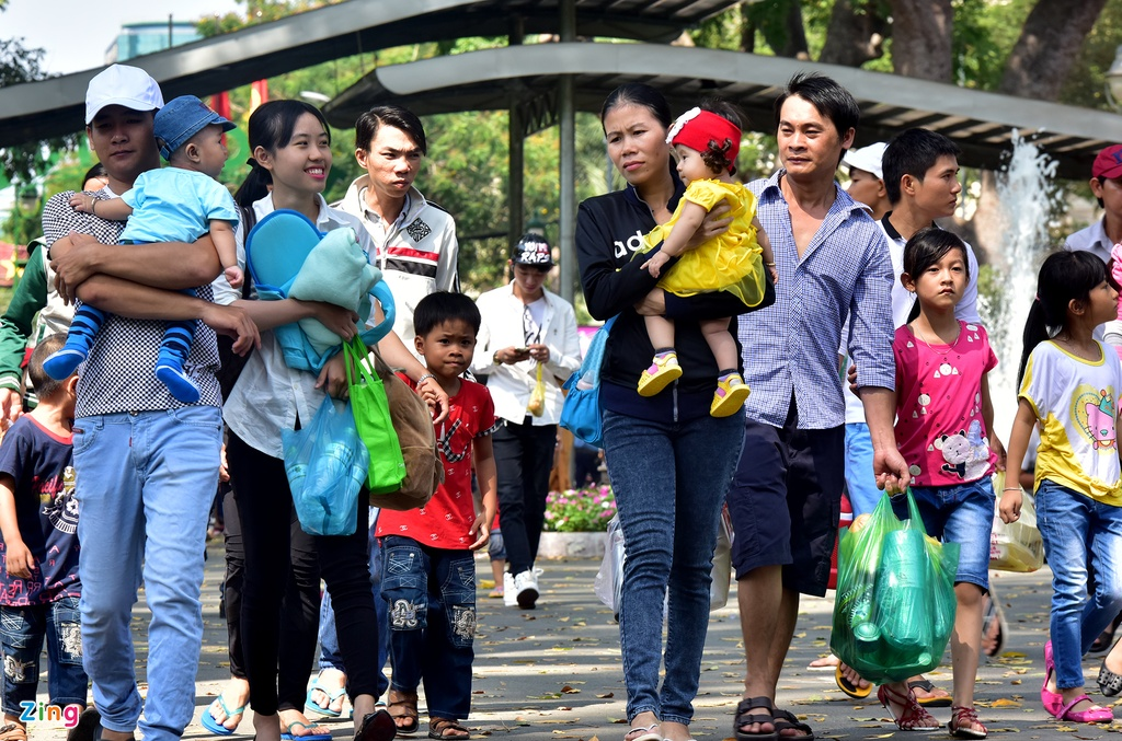 Du khach do ve Thao Cam Vien, Thu Le vui choi hinh anh 13