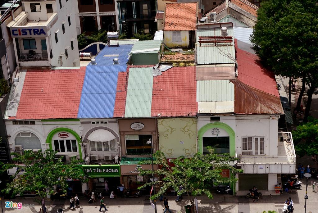Nhung net kien truc tram tuoi tren pho di bo Nguyen Hue hinh anh 11