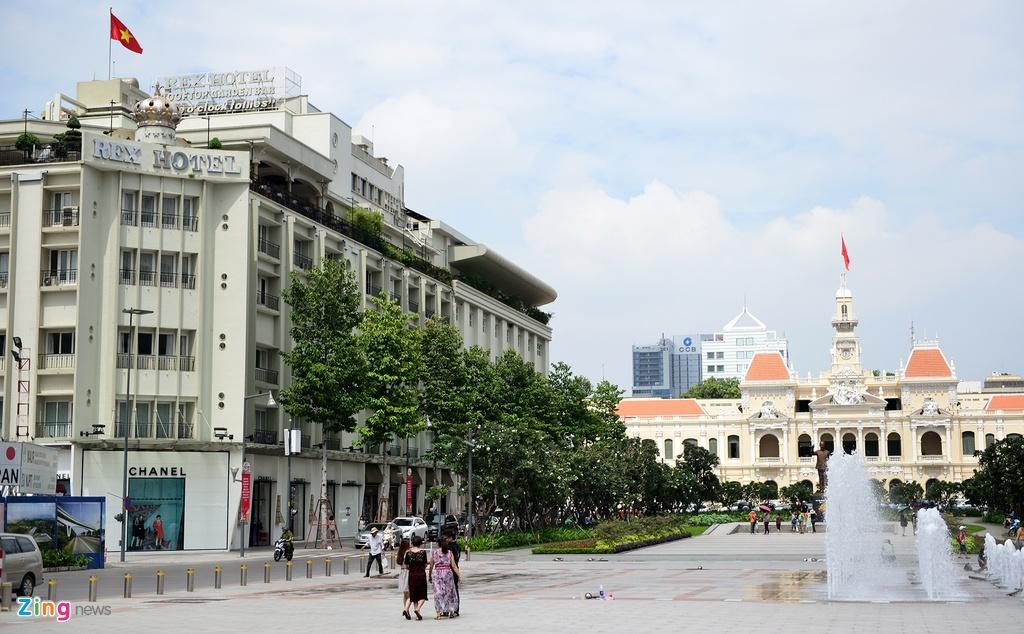 Tu dai lo Charner den pho di bo Nguyen Hue sau 130 nam hinh anh 28