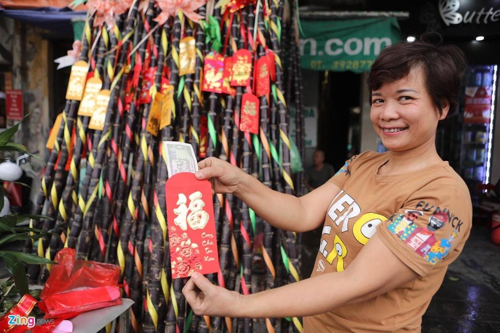 Pho phuong Ha Noi, Sai Gon chieu 30 Tet hinh anh 19