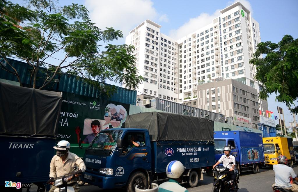 7 du an chen chuc tren truc duong '5 phut toi san bay Tan Son Nhat' hinh anh 10
