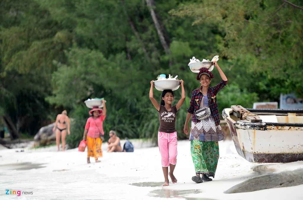 """kham pha """"Thien duong Maldvies"""" o Campuchia anh 14"""