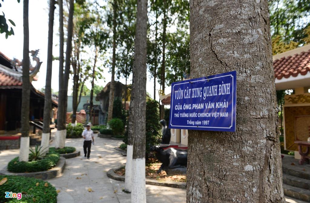 nguyen Thu tuong Phan Van Khai qua doi anh 13