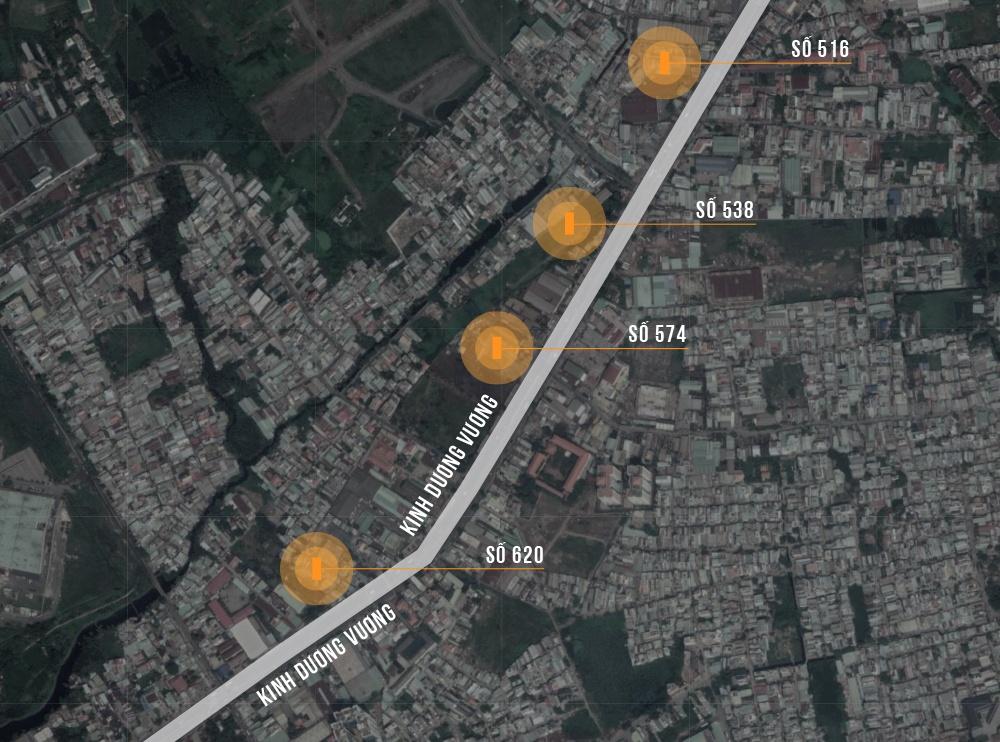 4 khu dat cong bo hoang tren doan duong hon 1 km o Sai Gon hinh anh 15