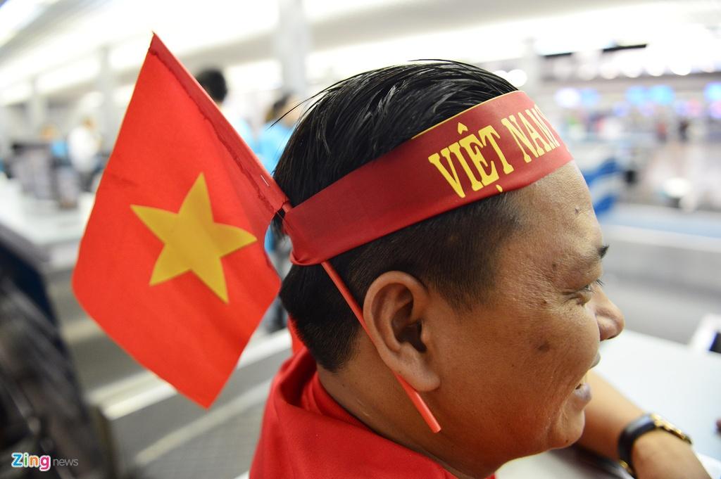 CDV Viet Nam len duong du tran tranh giai ba va don cau thu ve nuoc hinh anh 3