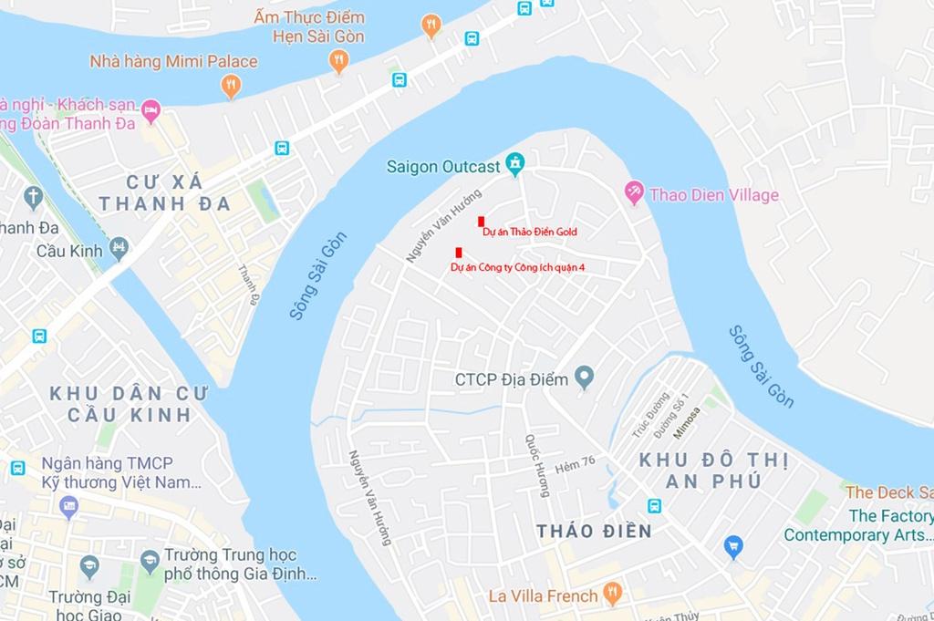 17 công trình sai phép chưa bị xử lý ở Thảo Điền - Ảnh 18.