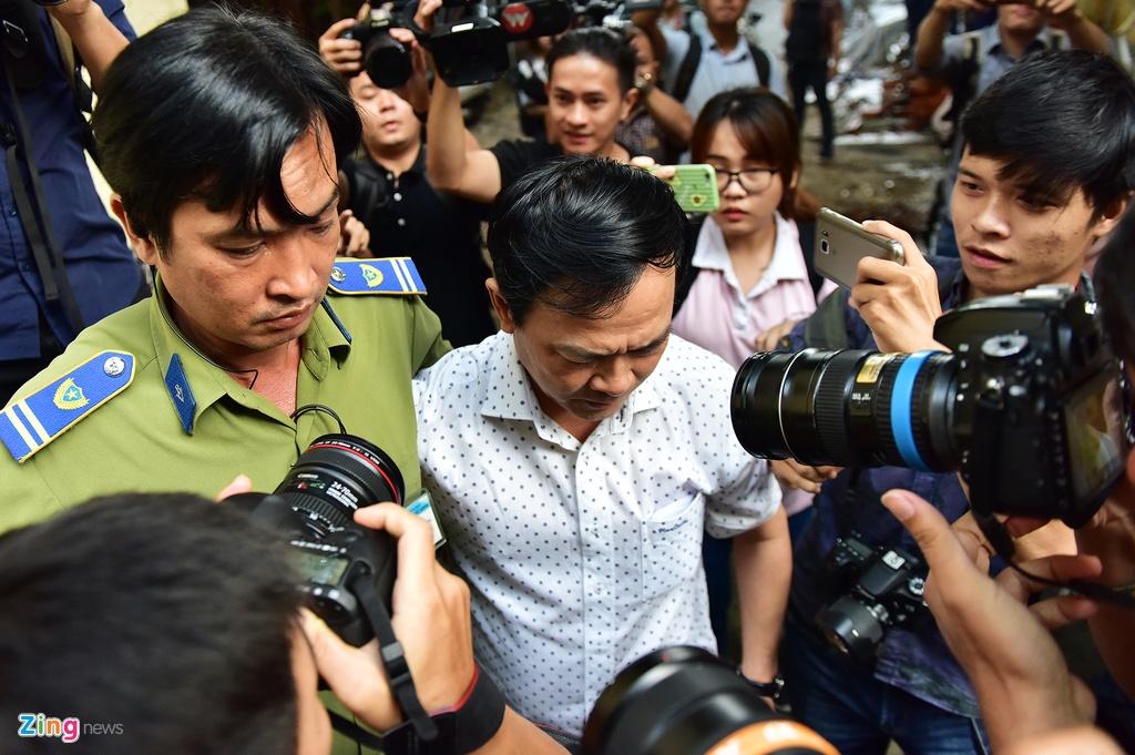 Nguyen Huu Linh khang cao khong thanh cong anh 1
