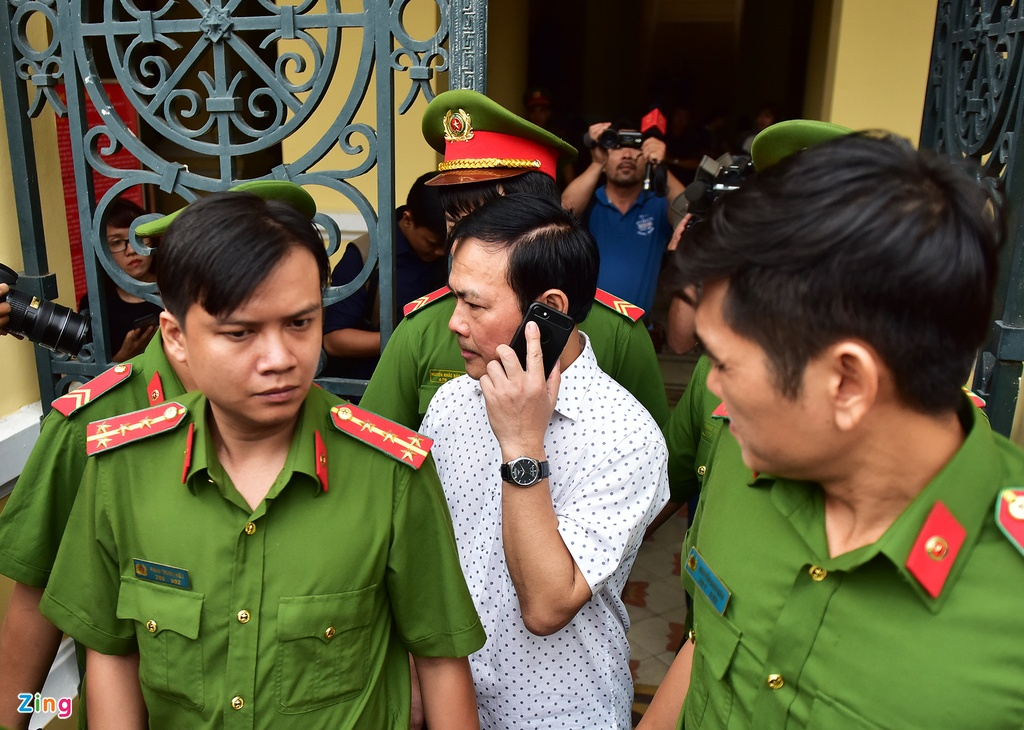 Nguyen Huu Linh khang cao khong thanh cong anh 9