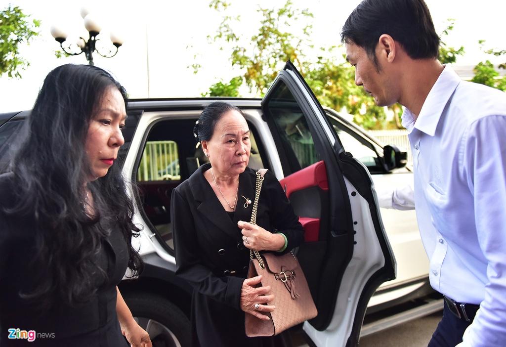 Ba Le Hoang Diep Thao: 'Toi rat lo suc khoe cho chong' hinh anh 2