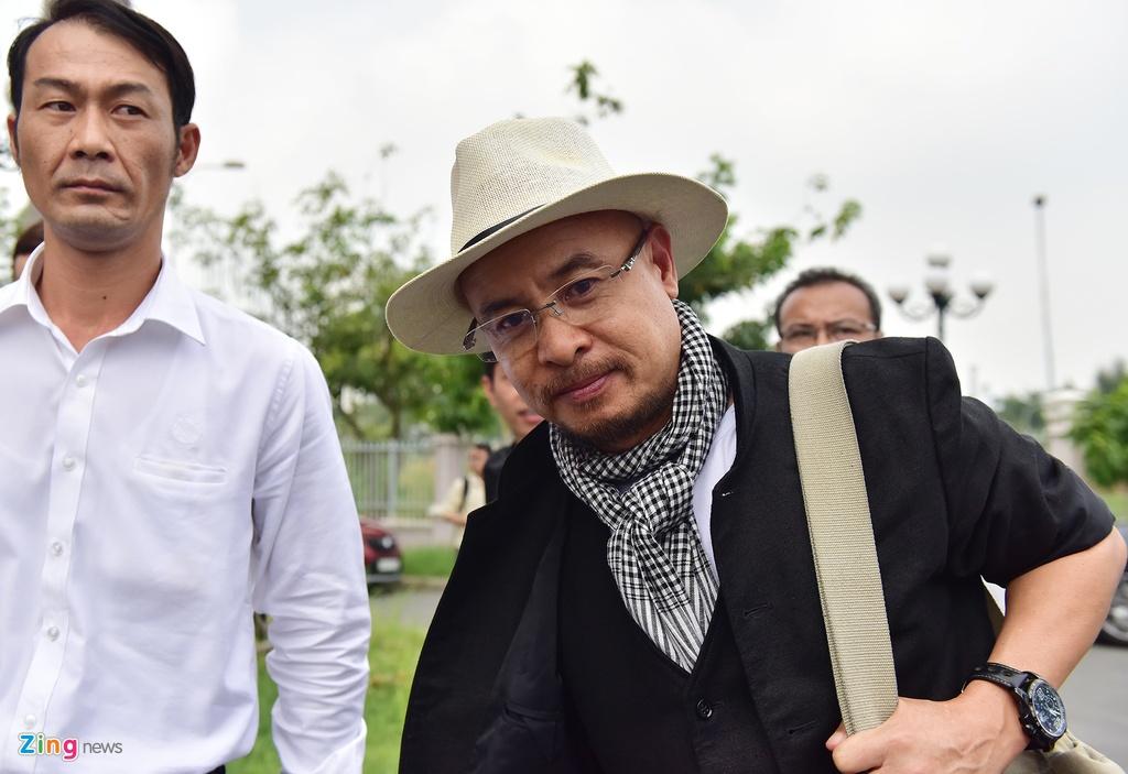 Ba Le Hoang Diep Thao: 'Toi rat lo suc khoe cho chong' hinh anh 5