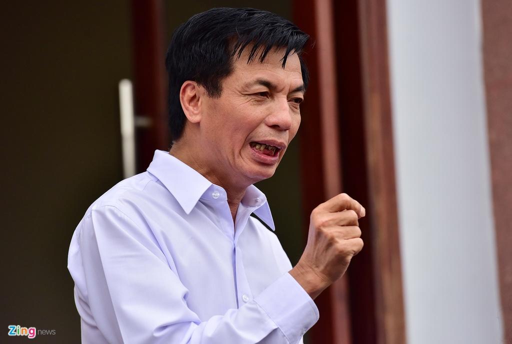 Ba Le Hoang Diep Thao: 'Toi rat lo suc khoe cho chong' hinh anh 10