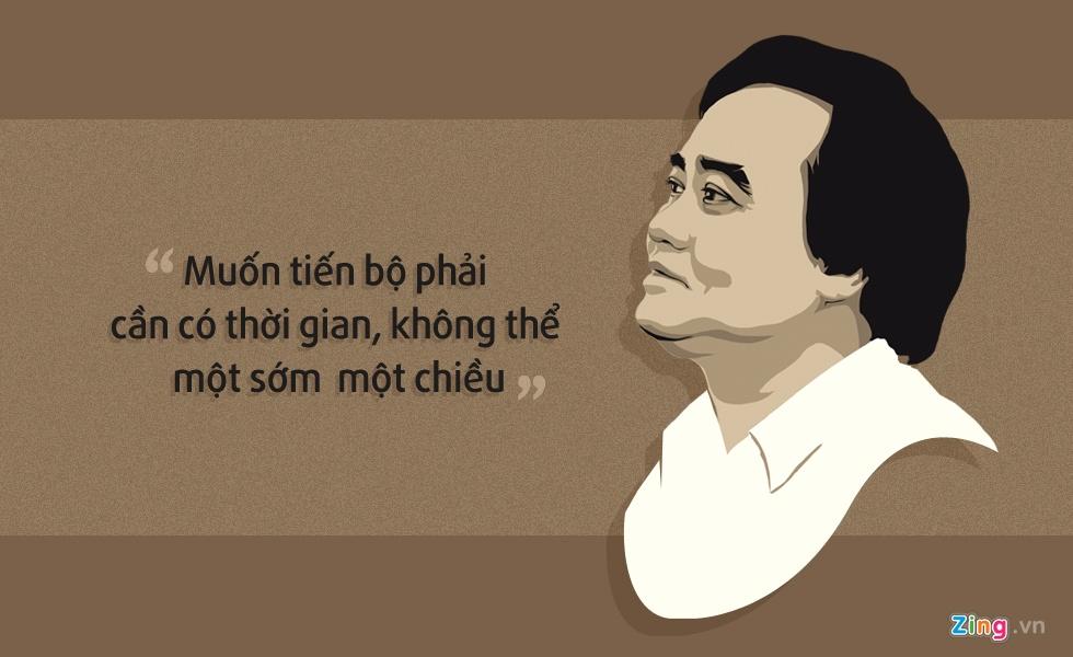 10 phat ngon an tuong cua Bo truong Phung Xuan Nha hinh anh 9