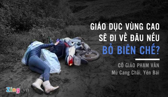 Nguyen Bo truong GD&DT: 'Bo bien che la de xuat nguy hai va vo bo' hinh anh 2