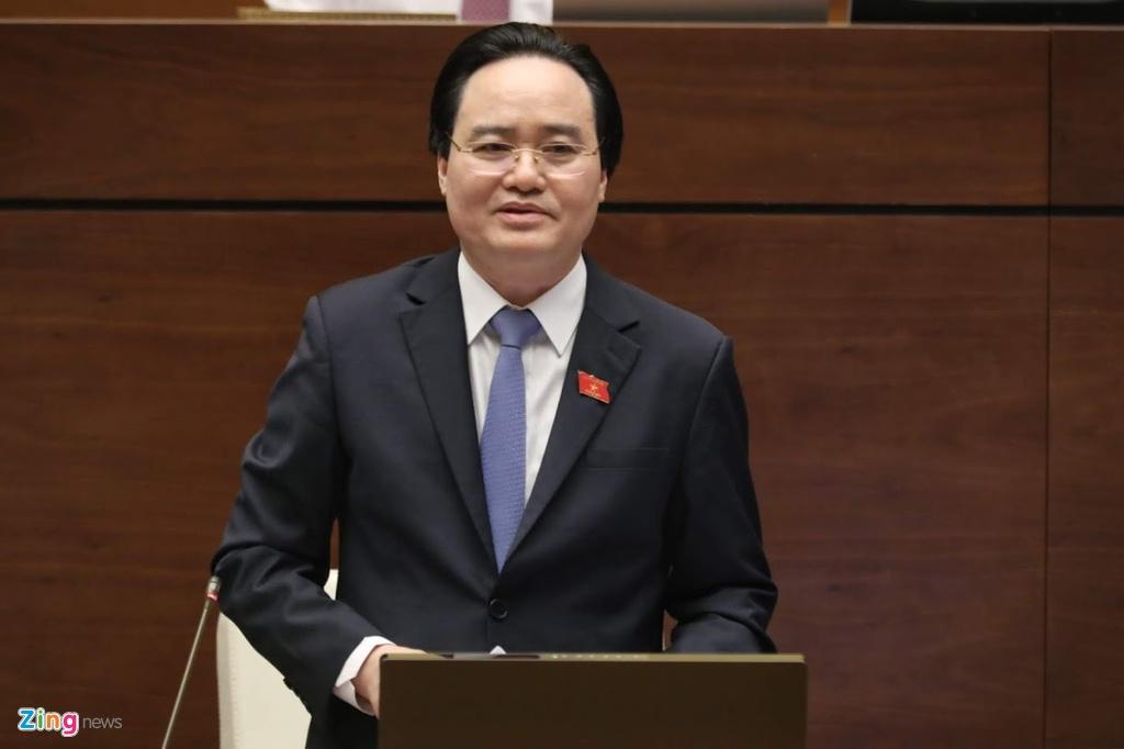 'Bo GD&DT phai kiem diem ve con so 200.000 sinh vien that nghiep' hinh anh 1