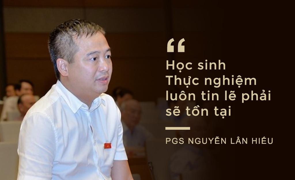 PGS Nguyen Lan Hieu: Co loi ich nhom sau tranh luan ve GS Ho Ngoc Dai hinh anh 3
