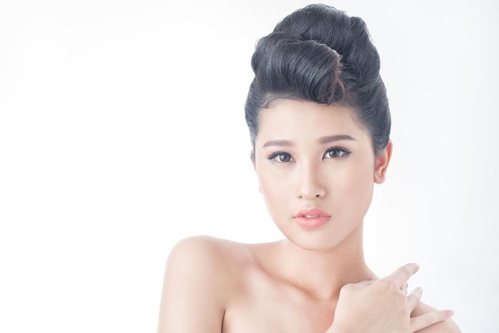 Lo dien top 10 chung ket Hoa khoi Ao dai 2016 hinh anh 1