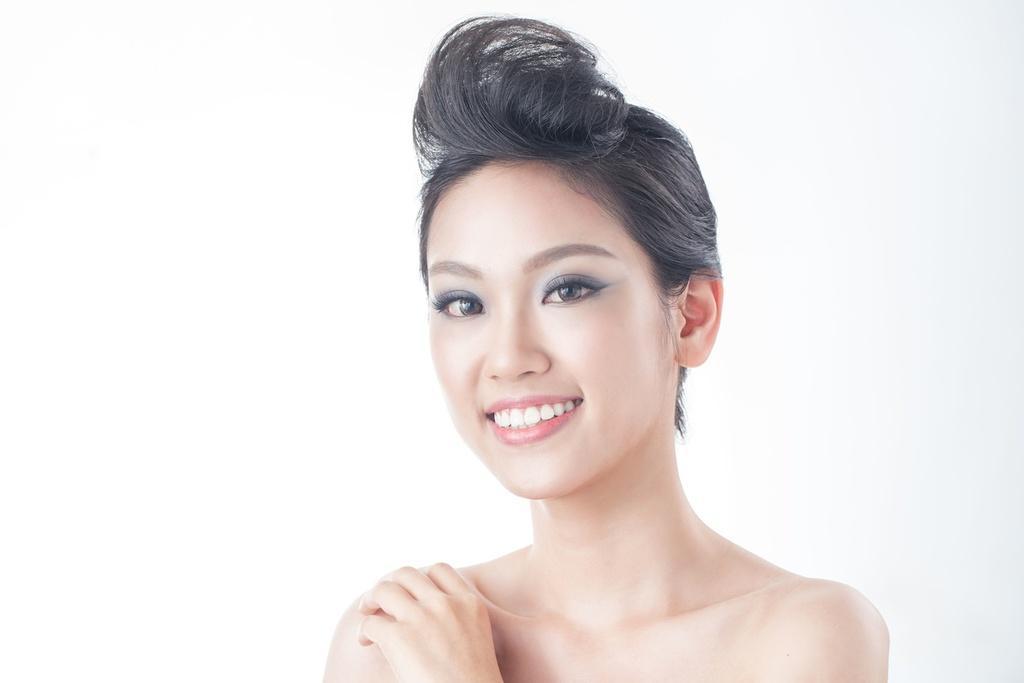 Lo dien top 10 chung ket Hoa khoi Ao dai 2016 hinh anh 4