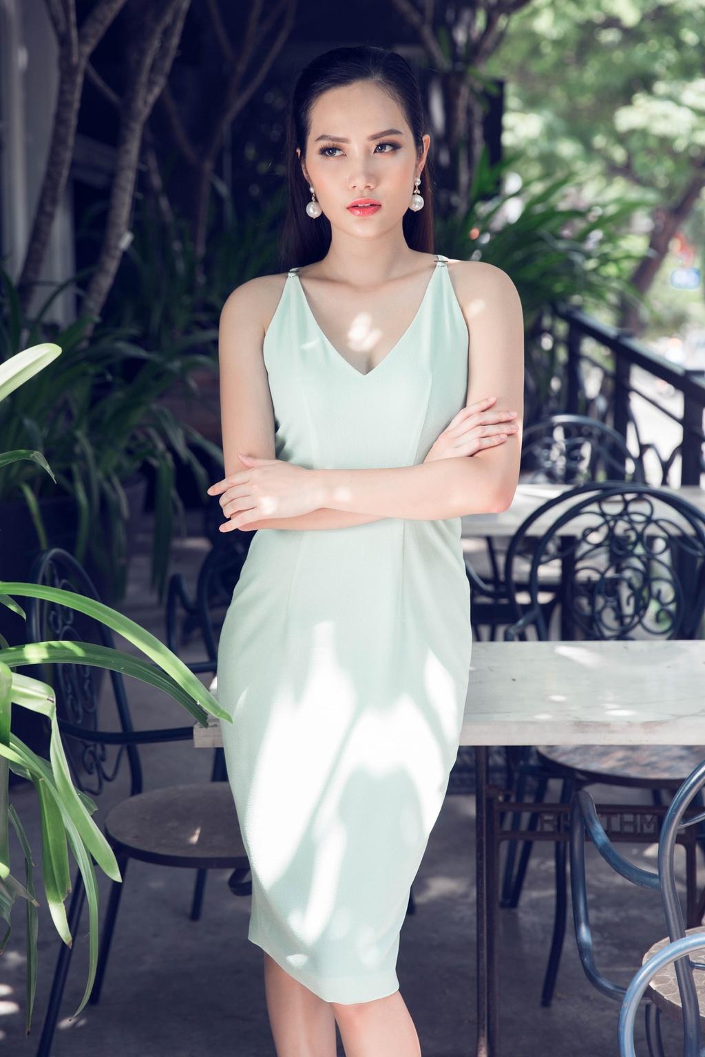 Hoa hau Dong Nam A goi y 10 bo canh dien cuoi tuan hinh anh 2