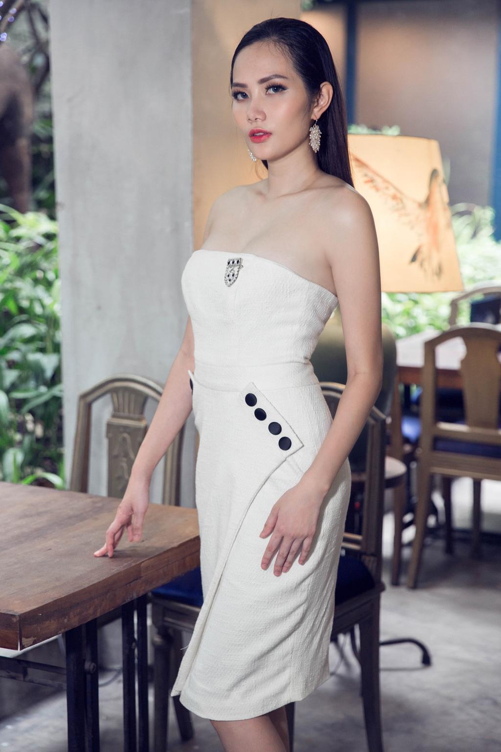 Hoa hau Dong Nam A goi y 10 bo canh dien cuoi tuan hinh anh 6
