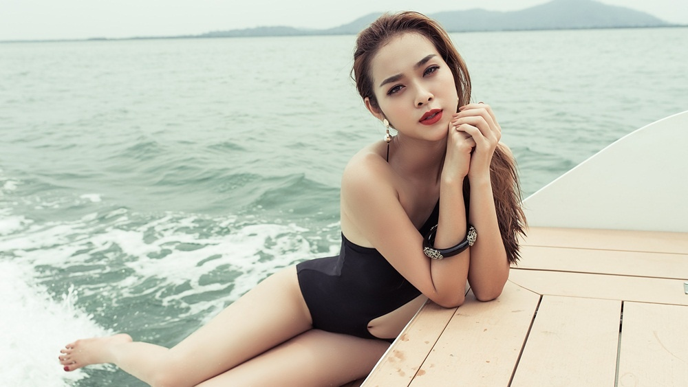 Diep Bao Ngoc choi boxing de co vong eo 58 cm hinh anh 6