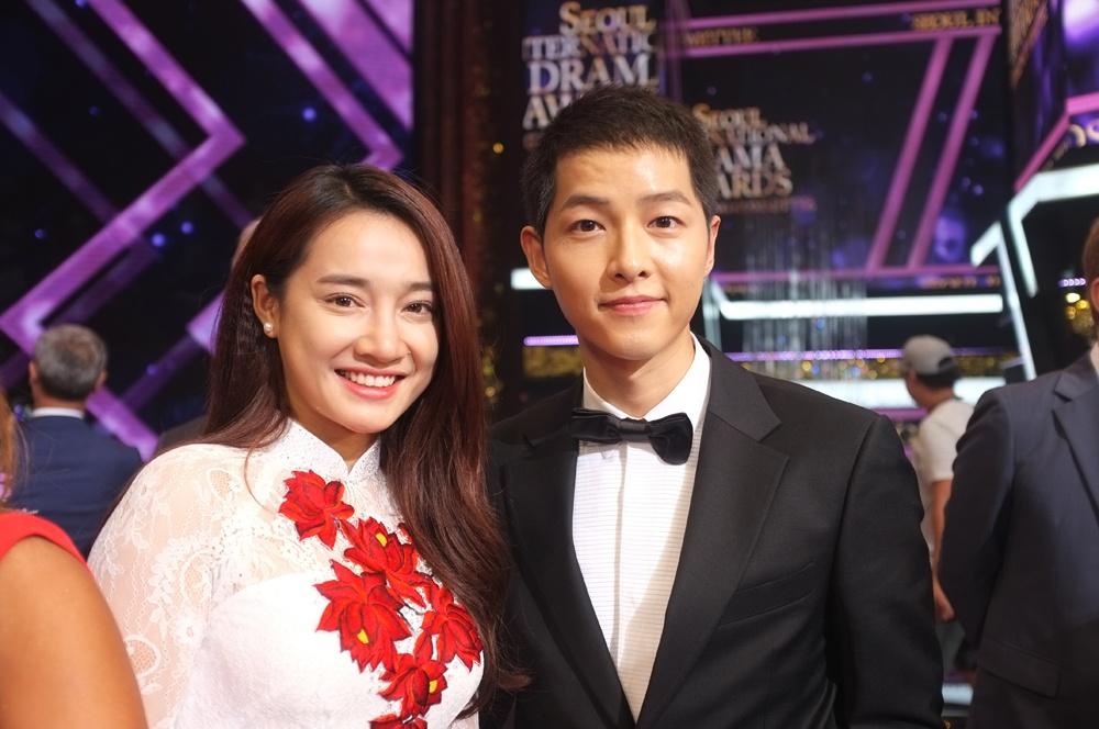 Nha Phuong rang ro ben tai tu phim 'Hau due cua mat troi' hinh anh 3