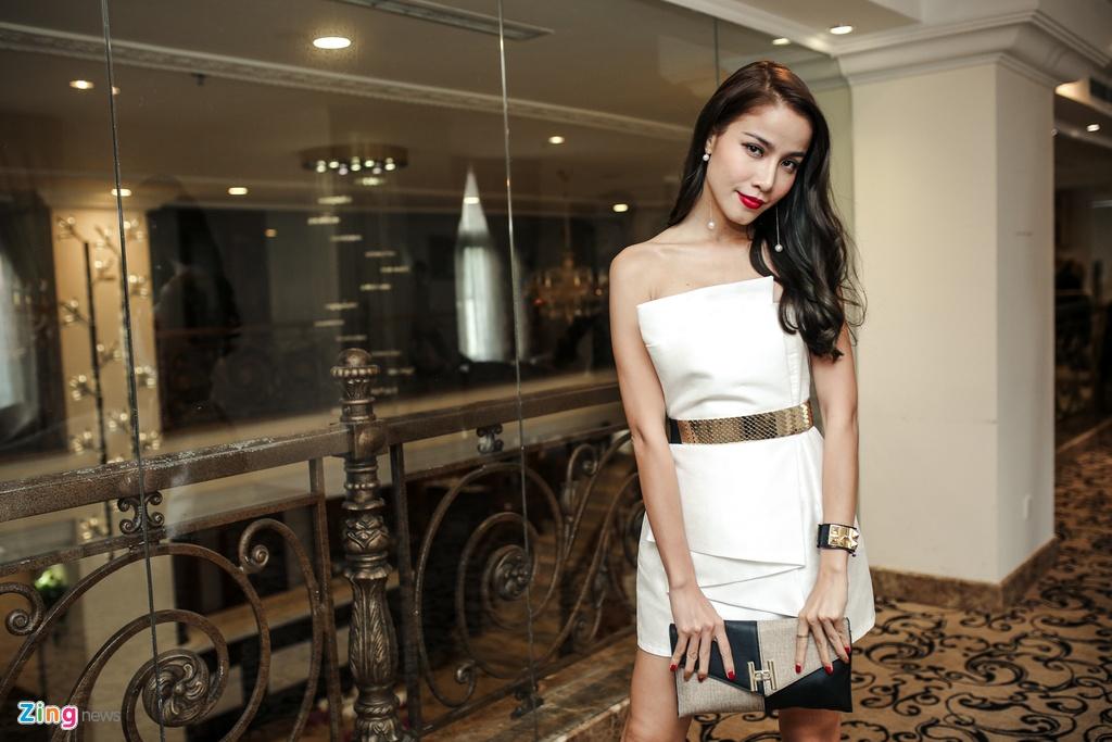 Vo Hoang Yen o su kien anh 5