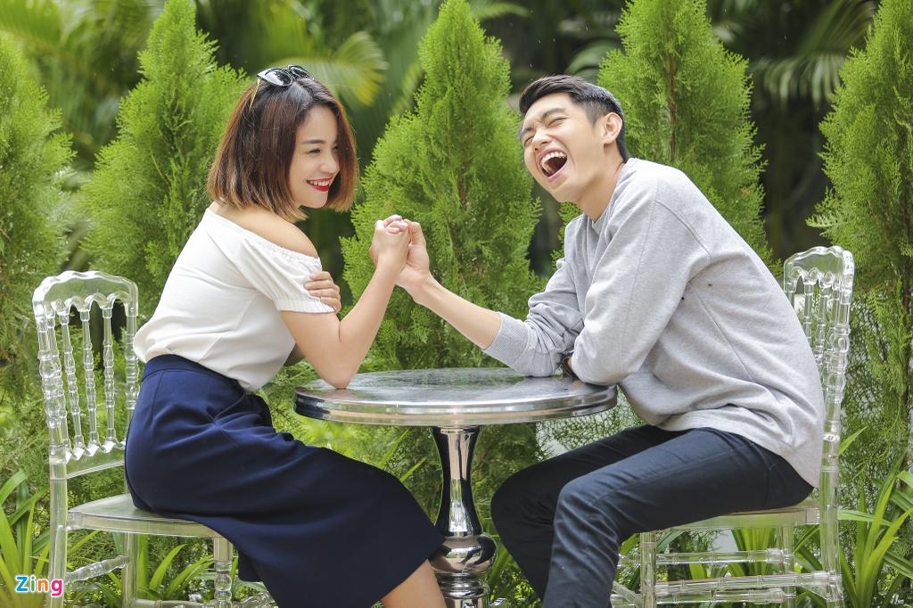 Thai Trinh: 'Toi chu dong to tinh voi Quang Dang' hinh anh 3