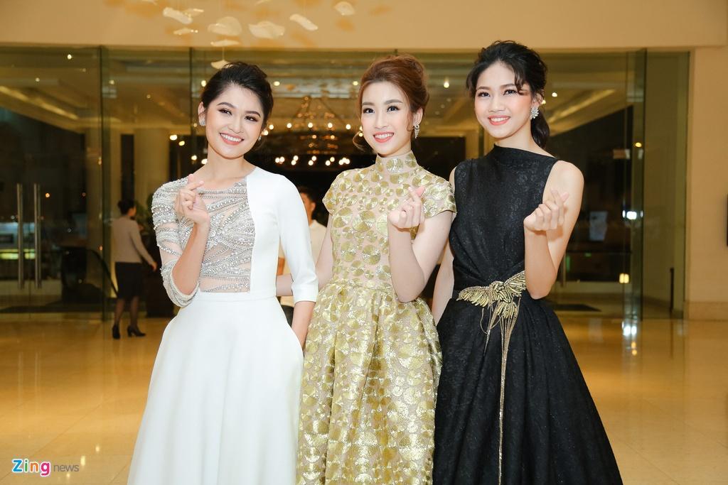 Do My Linh hoi ngo a hau Thanh Tu, Thuy Dung o su kien hinh anh 2