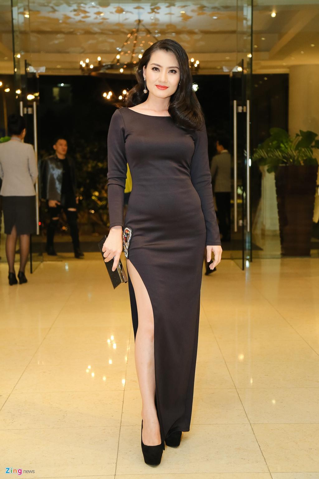 Do My Linh hoi ngo a hau Thanh Tu, Thuy Dung o su kien hinh anh 4