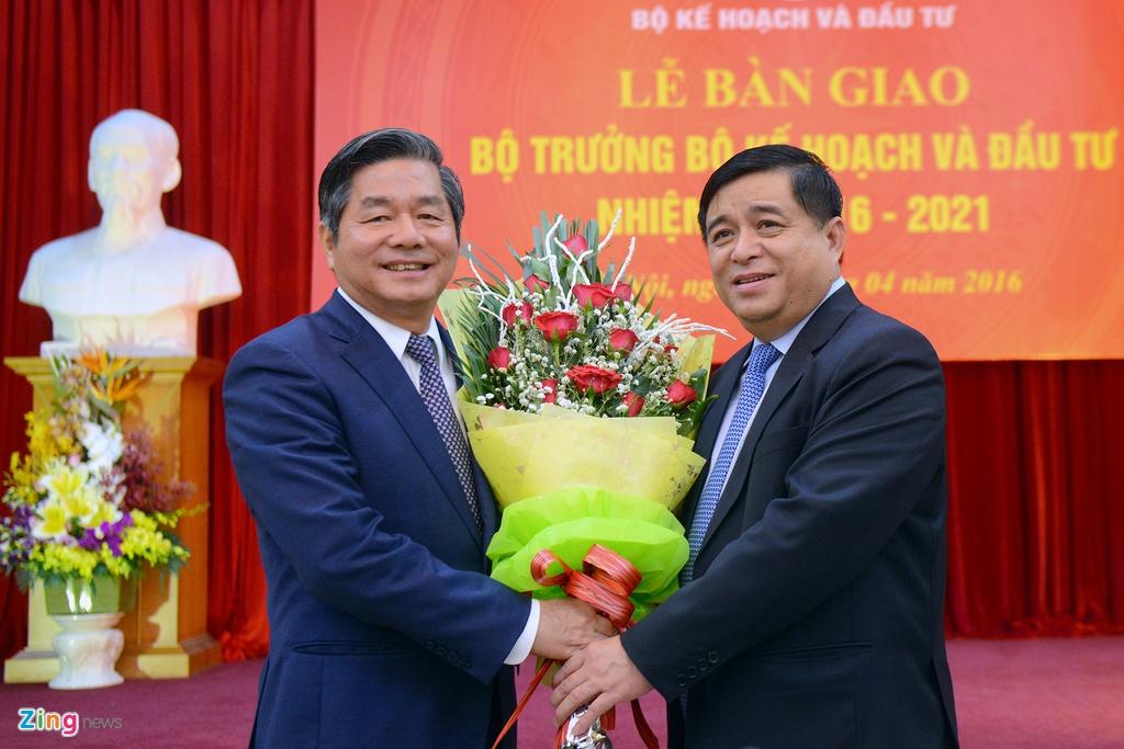 Ngay lam viec cuoi cung cua Bo truong Bui Quang Vinh hinh anh 5
