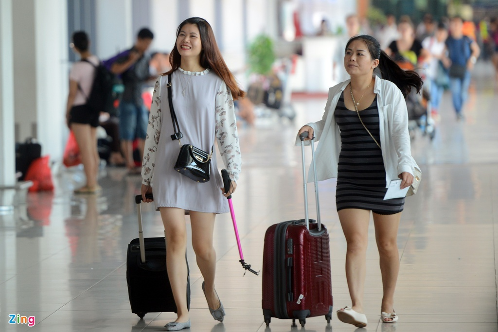 San bay Noi Bai sau ba ngay bi tin tac tan cong hinh anh 12