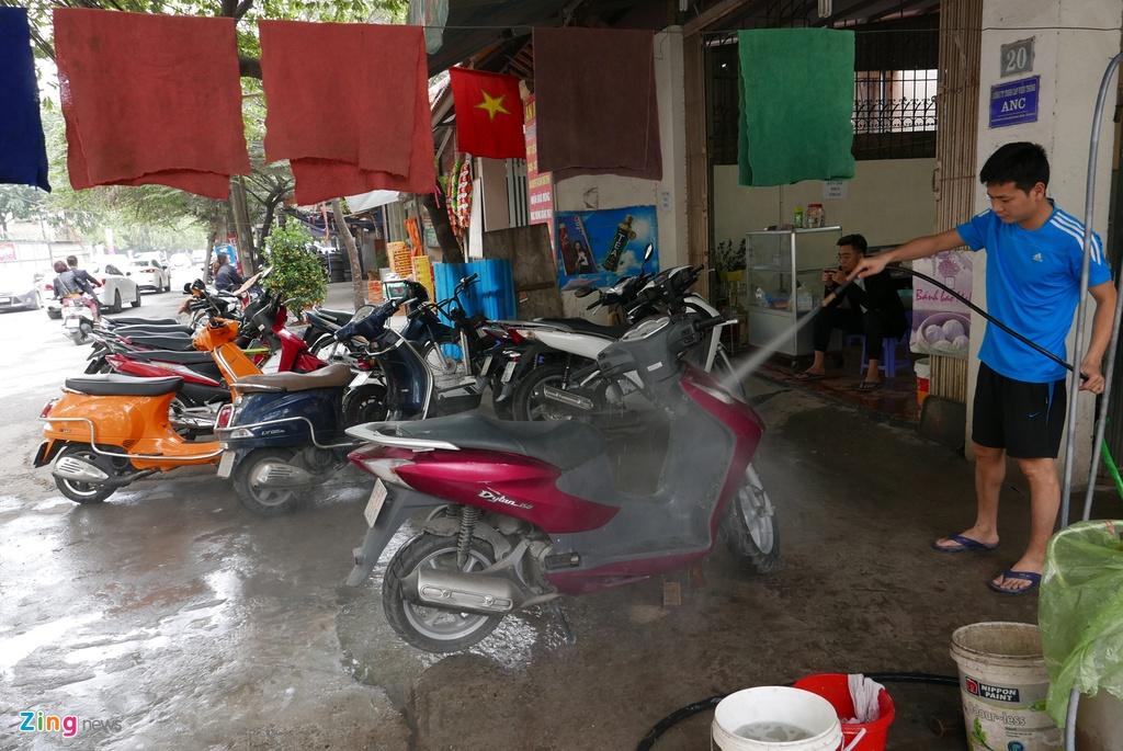 Pho phuong Ha Noi, Sai Gon chieu 30 Tet hinh anh 7
