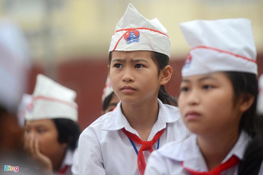 CSGT huong dan luat giao thong cho hoc sinh hinh anh 5