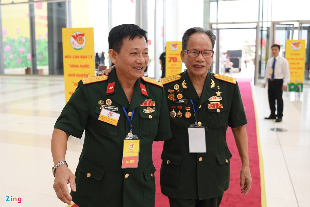 Toan canh le ky niem 70 nam ngay Thuong binh Liet si hinh anh 11