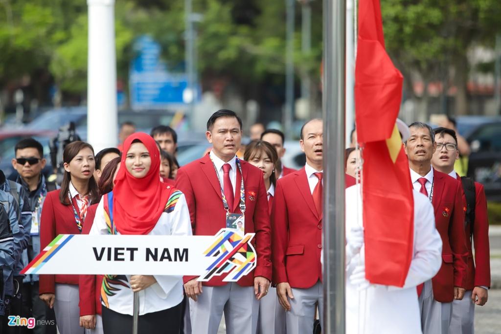 Le thuong co Viet Nam tai SEA Games anh 5