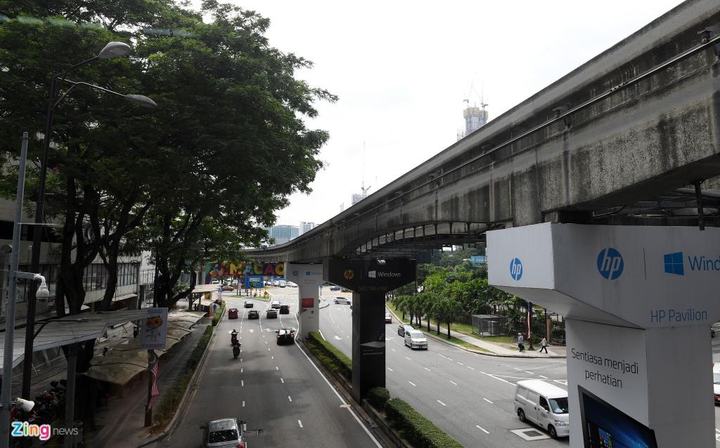 Can canh cac tuyen metro o Malaysia hinh anh 14