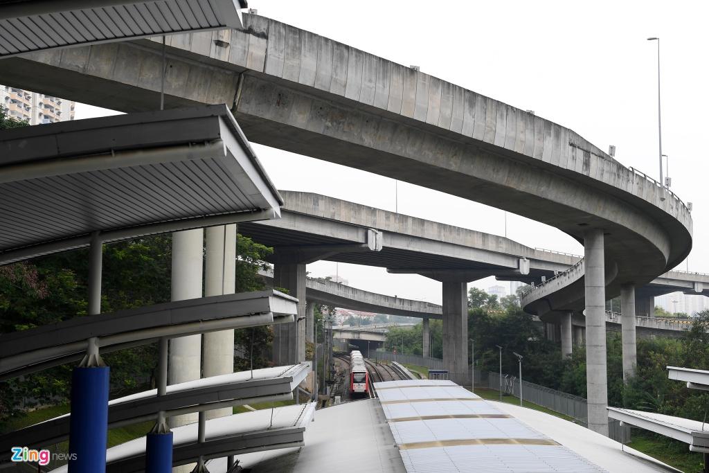 Can canh cac tuyen metro o Malaysia hinh anh 3