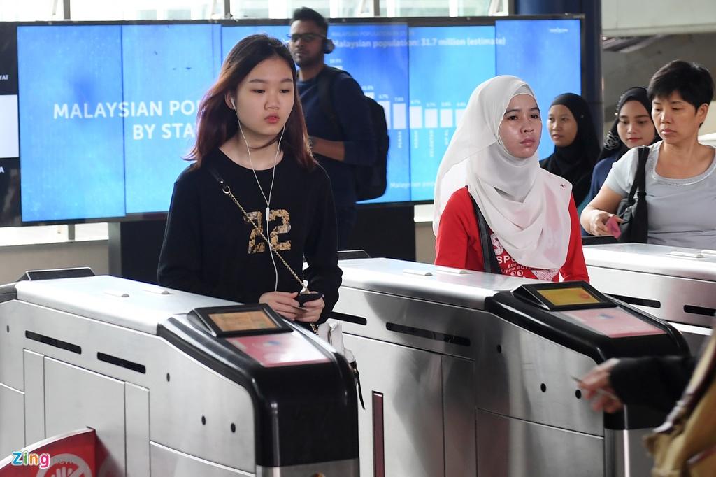 Can canh cac tuyen metro o Malaysia hinh anh 6