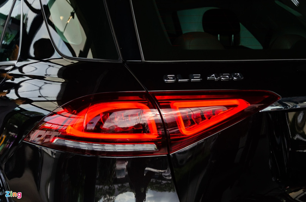 Mercedes GLE xe SUV 7 cho anh 5