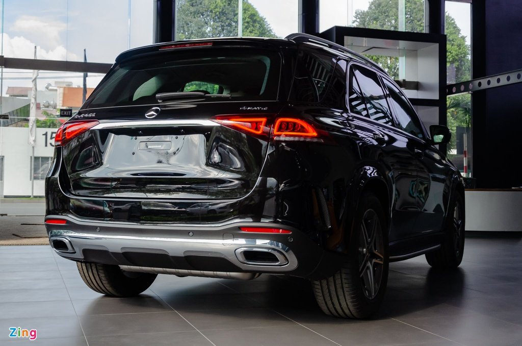 Mercedes GLE xe SUV 7 cho anh 2