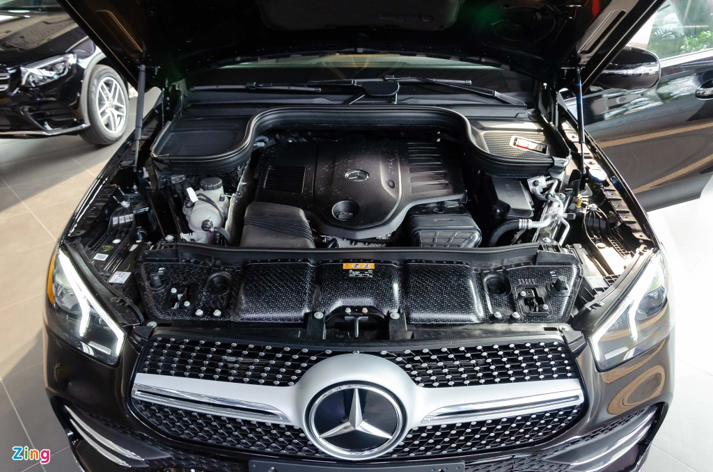 Mercedes GLE xe SUV 7 cho anh 14