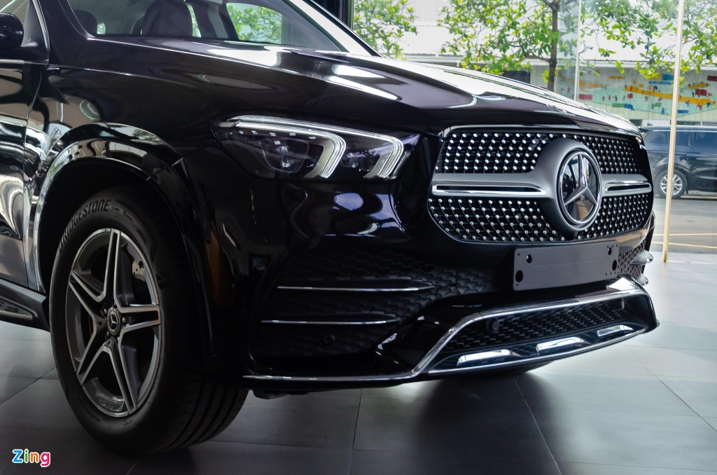 Mercedes GLE xe SUV 7 cho anh 3